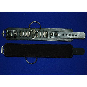 Beastly наручники С металлической фурнитурой