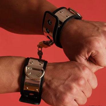 Podium наручники С кожаной подкладкой