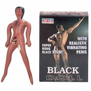 Gopaldas Black Doll Надувная кукла для женщин