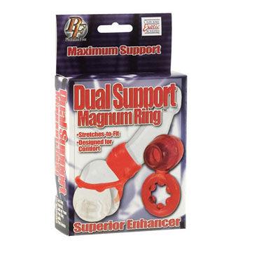 California Exotic Dual Support Magnum Ring Для пениса и яичек