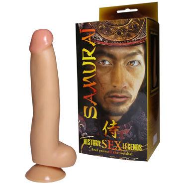 Mif Самурай, Гигантский реалистичный фаллоимитатор, 25 см