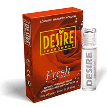 Desire Fresh №2, 5 мл Духи с феромонами для женщин