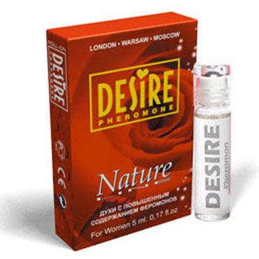Desire Nature №2, 5мл Духи с феромонами для женщин