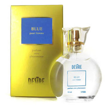 Desire Blue, 50 мл Духи с феромонами для женщин