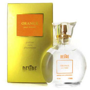 Desire Orange, 50 мл Духи с феромонами для женщин