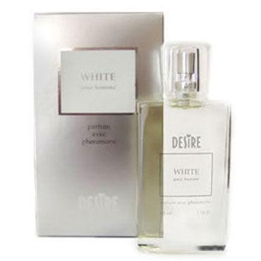 Desire White, 50 мл Духи с феромонами для мужчин