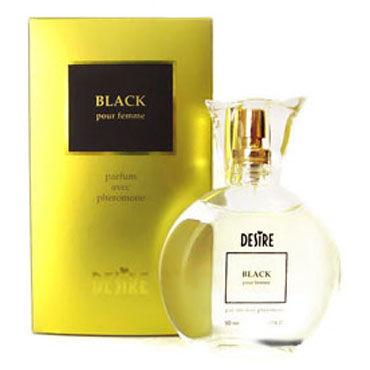 Desire Black, 50 мл Духи с феромонами для женщин