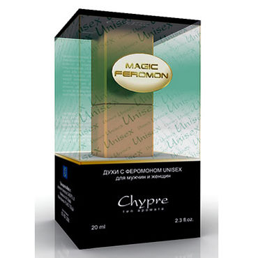 Magic Feromon Chypre Unisex, 20 мл, Духи с феромонами унисекс