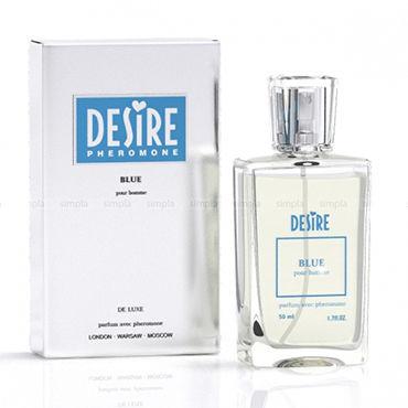 Desire Blue, 50 мл Духи с феромонами для мужчин