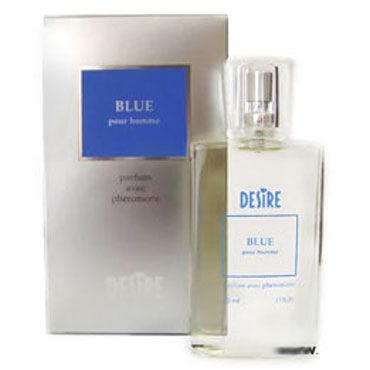 Desire Blue, 50 мл, Духи с феромонами для мужчин