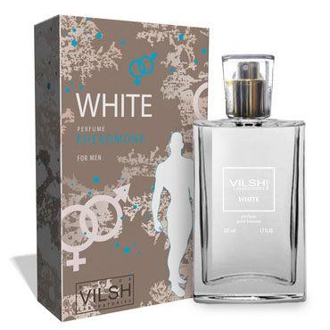 Desire Dr. Vilsh White, 50 мл Духи с феромонами для мужчин