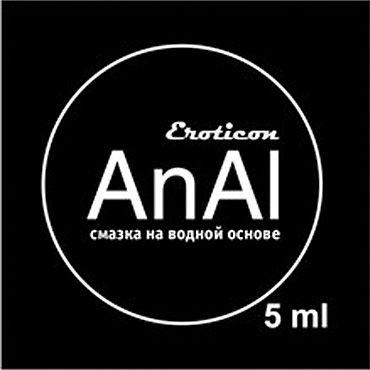 Eroticon Гель-смазка Anal, 5 мл Анальная