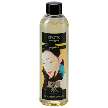 Shiatsu Oil Erotic Grapefrut, 250 ��, ��������� ����� ���������
