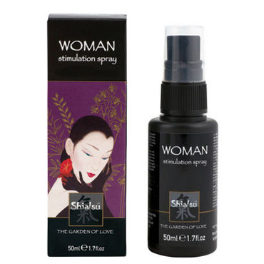 Shiatsu Woman Stimulation Spray, 50 ��, ������������� ����� ��� ������