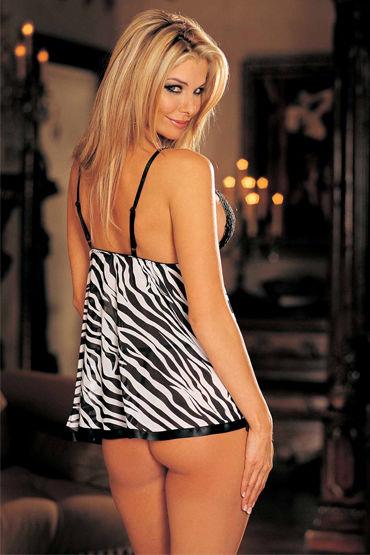 Shirley комплект, зебра С интересным принтом ''зебра''