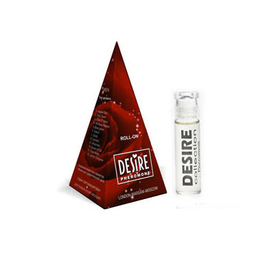 Desire №1 Higher Dior, 5 мл Мужские духи с феромонами