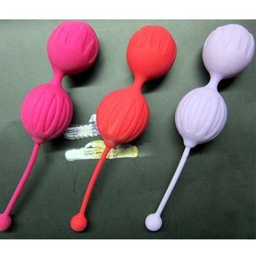 Pandora шарики вагинальные, розовые Для тренировки внутренних мышц