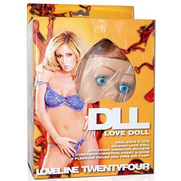 Pandora Miss Dianna Надувная секс-кукла с вибрацией