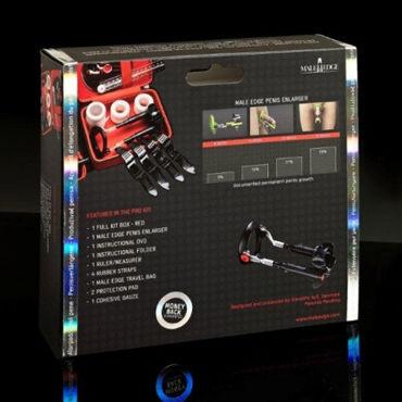MaleEdge Pro Устройство для увеличения пениса, премиум комплектация