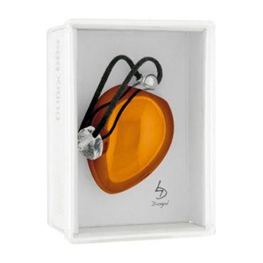 Diogol EggXitting, оранжевое Виброяичко с кристаллом Swarovski