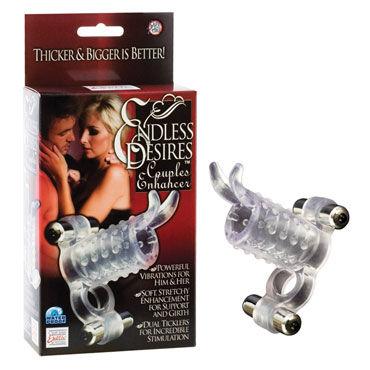 California Exotic Endless Desires Couples Enhancer Насадка на пенис с вибрацией