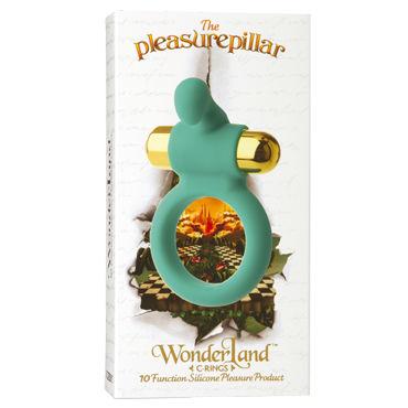 Doc Johnson Wonder Land The Pleasurepillar Эрекционное кольцо с виброэлементом