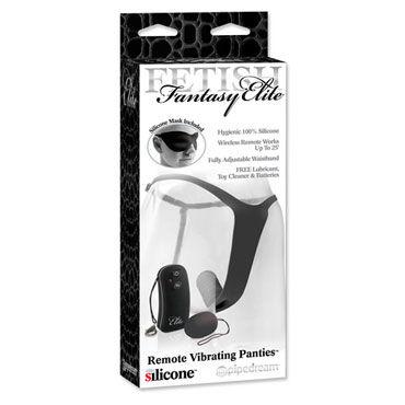 Pipedream Remote Vibrating Panties, Вибротрусики