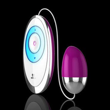 Dibe Egg Touch, фиолетовое Виброяйцо с сенсорным управлением