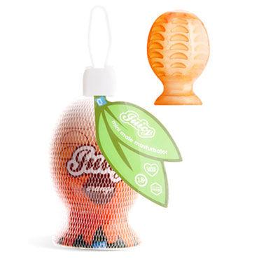 Topco Juicy, апельсин Компактный мастурбатор