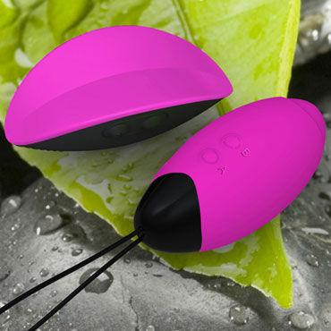 Odeco Lilian, розовое Виброяйцо с беспроводным пультом