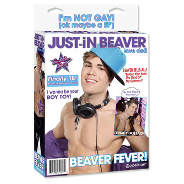 Pipedream Just-In Beaver, ����-�����,