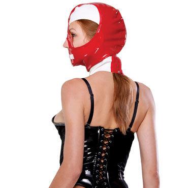 Pipedream Malpractice Mask Латексная маска-шлем