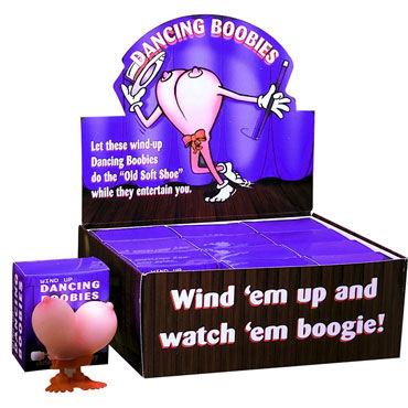 Pipedream Dancing Boobies Танцующий бюст