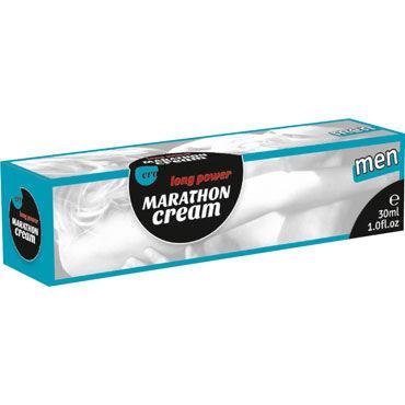 Hot Penis Marathon Long Power, 30мл Продлевающий крем для мужчин