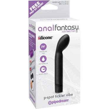 Pipedream Anal Fantasy Collection P-Spot Tickler Vibe, �������� ��� ���������� ��������