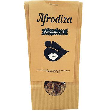 Afrodiza Йохимбе, 50 гр, Cтимулятор жизненных сил от condom-shop.ru