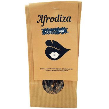 Afrodiza Катуаба, 50 гр, Cтимулятор мужской силы от condom-shop.ru