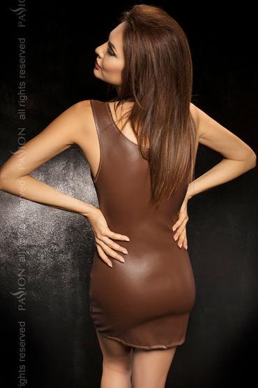 Passion Carissa, коричневый Комбинация со шнуровкой и стринги