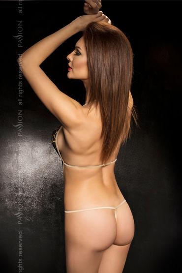 Passion Greco Body Эротичное боди из кожи
