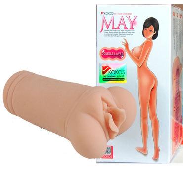 Kokos May Мастурбатор-вагина