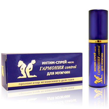 Bioritm Гармония Control, 9 мл Спрей-пролонгатор для мужчин