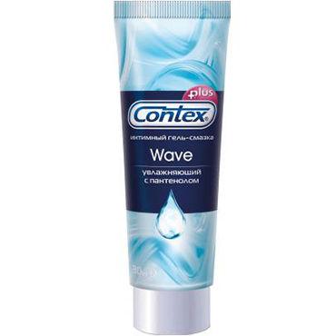 Contex Wave, 30 мл Увлажняющий лубрикант с пантенолом