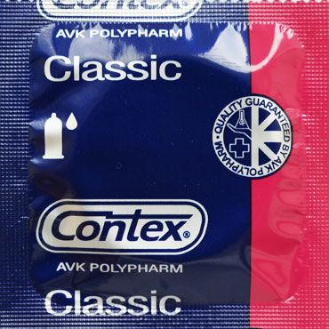 Contex Classic, Презервативы классические - Упаковка по 3 шт.