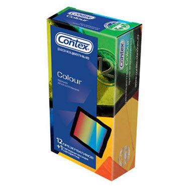 Contex Colour Презервативы разноцветные