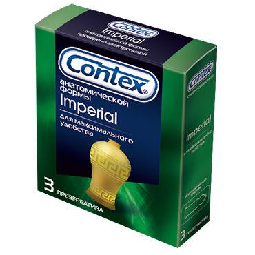 Contex Imperial Презервативы анатомической формы