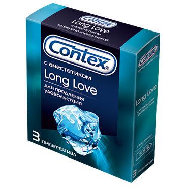 Contex Long Love Презервативы продлевающие