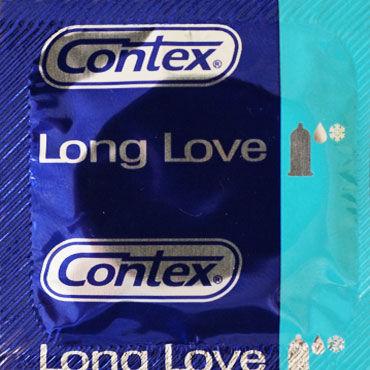 Contex Long Love, Презервативы продлевающие - Упаковка по 3 шт.