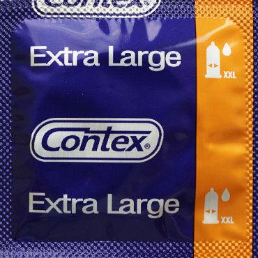 Contex Extra Large, Презервативы увеличенного размера - Упаковка по 3 шт.