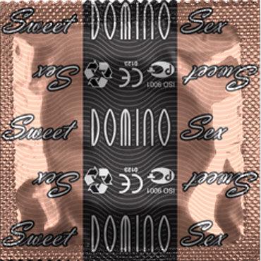 Domino Латте Макиато Презервативы со вкусом латте