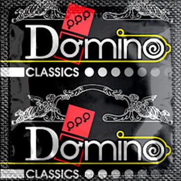 Domino Мята Презервативы ароматизированные
